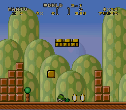 Super Mario Brothers Deluxe - crap - User Screenshot